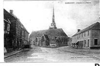 La ville d'Harcourt