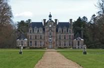 Le château de Beaumesnil